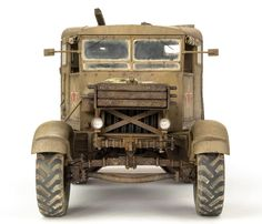 The Modelling News: Build Guide Pt III: Andy's 35th scale IBG Models Scammell Pioneer SV2S ready to serve...