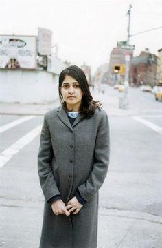 121 지트카 한즐로바 Indian Woman, Chelsea, 1999.