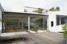 Villa Savoye Le Corbusier Poissy55