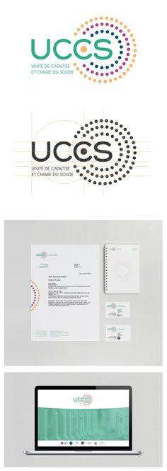 UCCS - Logotype - Papeterie - Charte graphique