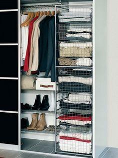 Правильный гардероб: обновление гардероба модницы, хранение вещей, как составить идеальный гардероб