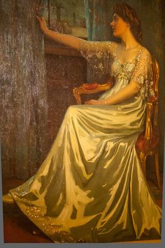 """Dawn"", by Edmund Hodgson Smart, 1907....I love this..."