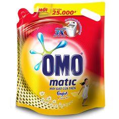 Omo Comfort Matic Laundry Detergent