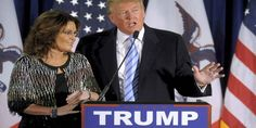 """Top News: """"CANADA POLITICS: Sarah Palin Touted As Ambassador to Canada"""" - http://politicoscope.com/wp-content/uploads/2016/11/Donald-Trump-and-Sarah-Palin-USA-Politics-News-Now.jpg - The rumour started to fly after White House Press Secretary Sean Spicer refused to rule out Sarah Palin appointment, despite being directly questioned about whether the 2008Vice Presidential candidatewas being considered.  on World Political News - http://politicoscope.com/2017/02/10/canada-p"""