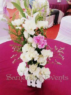 Simple Wedding Centerpiece Wedding Decor
