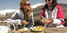 Kulinarikgenuss auf der Hütte Klagenfurt, Skiing, Ski
