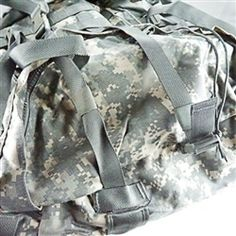 Large ACU Field Pack w/ Frame | New