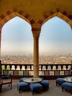 Al Azhar Park, Cairo - Egypt
