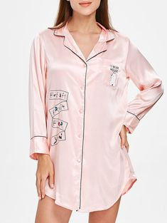Pajamas For Women - Sexy & Cute Onesie Pajamas, Pajama Sets And Plus Size Pajamas Cheap Online Sale Girls Pajamas, Pajamas Women, Cozy Pajamas, Pyjamas, Pajama Outfits, Casual Outfits, Night Shirts For Women, Clothes For Women, Bride Lingerie
