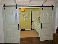 Barn Doors  interior doors