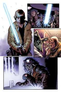 First Look: STAR WARS #8 - Comic Vine
