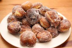 Easy teaspoon doughnuts