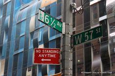 Manhattan's Newest Address: 6 ½ Avenue: http://untappedcities.com/2012/08/02/manhattans-newest-address-6-12-avenue/