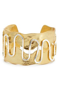 Karine Sultan Swirl Cuff available at #Nordstrom