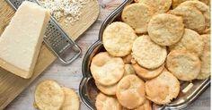 Paleo almond cracker