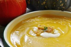 Roasted Pumpkin and Apple Soup Recipe - 3 Points