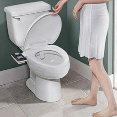 Bidet Toilet Seat Attachment – The Caveman's Guide