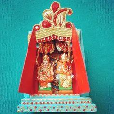 ♡ #Divine #Haveli mini #art #temple for #hope #love #goodluck #protection ♡ #MilagrosMundo #lifestyle #giftstore #Amsterdam
