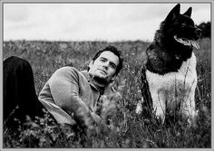 HC's doggie, Kal....