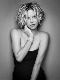 Meg Ryan - in my opinion the most attractive and smart filmstar ever.