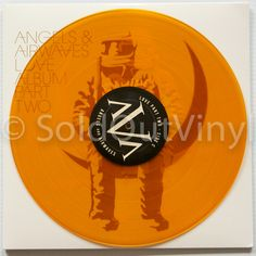 Angels and Airwaves - Love Part 2 Vinyl - ModLife Gold LP
