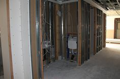 Construction Progress as of Dec. 8th | Fourth Floor