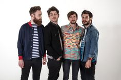 Twin Atlantic return to the US for Holiday Radio shows