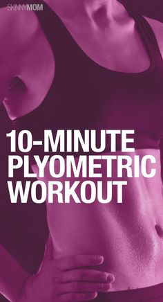 Try this 10 minute total body workout!