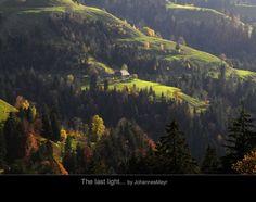 Photo by Johannes Mayr. Eriswil, Canton Berne, Switzerland.