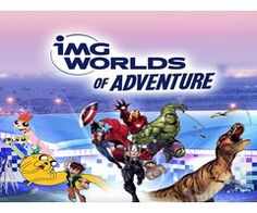 IMG Worlds Discounted Vouchers for Sale in Sharjah