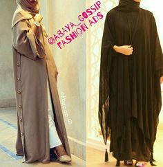 Arab Swag, Abaya Designs, Abaya Fashion, Gossip, Muslim, Abayas, Caftans, Islamic, How To Wear