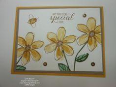 Tips for Garden in Bloom Stamp Set