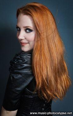 2010 - Photoshoot by Jana Blomqvist for Music Photocalypse - 003~83 - Simone Simons Daily