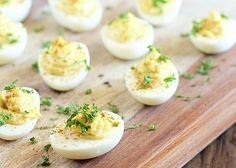 7 Deviled Egg Recipes to Really Shake up Your Brunch Menu ... | All Women Stalk