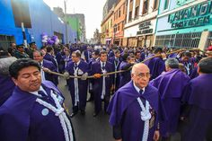 Procesion del Señor de Los Milagros 2016 fotografía por:Juan Mori