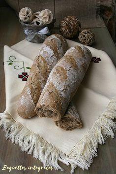 Baguette, Bread, Food, Bread Recipes, Gluten Free Breakfasts, Delicious Food, Breads, Brot, Essen