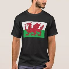 Wales T-Shirt - diy cyo customize create your own personalize