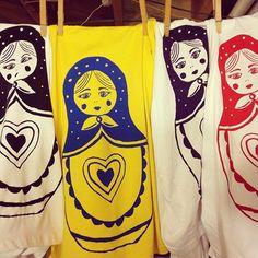 69ea53c2a8807 #colorful #mamas #matryoshka Maternity Shirts by Baby Belly Laughs on etsy.  Click