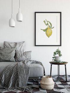 Citrus Lemon Printable Art, Room Art, Lemon print, Minimalist print, Yellow Art Print, Home decor, Wall Art Fruits Print, DIGITAL FILES Office Wall Art, Office Walls, Pachira Aquatica, Highland Cow Print, Vintage Farm, Metal Wall Decor, Printable Wall Art, Printable Vintage, Art Decor