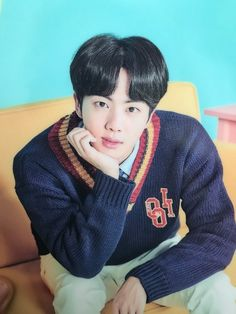 [Imagen | 180418] Goods para Japan Fanmeeting Vol.4 'Happy Ever After' JIN Photocards
