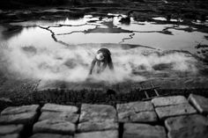 Pierrot Men, photographe