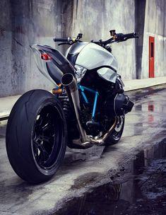 Concept Roadster : la moto du futur selon BMW