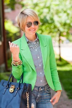 Dressing Your Truth Ideas Type 1: Outfits