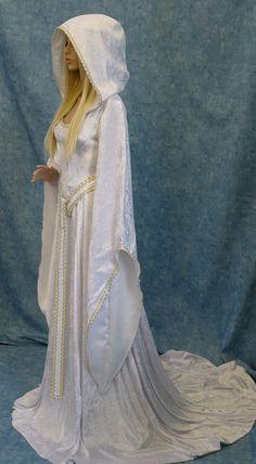 copied this design to make my elven costume!!