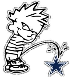 America's Urinal! How bout them cowboys!