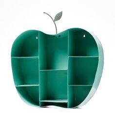 Adairs Kids Apple Metal Shelf - Home & Gifts Gifts & Toys - Adairs Kids online