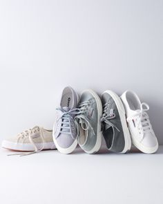 "Since 1911, Superga — the makers of ""the people's shoe of Italy"" — has been crafting classic shoes with enduring comfort. These casual lace-up sneakers deliver just that, with a pure cotton canvas upper and a wear-resistant rubber sole with vulcanized construction."