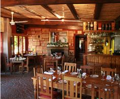 96 Winery Road: Nice cozy restaurant half way between Stellenbosch and Sommerset West (South Africa). They serve fresh seasonal food with Cape twist.