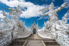 Templul Alb, Thailanda
