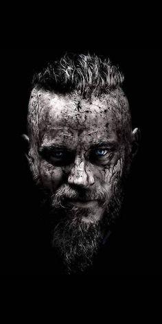 King Ragnar Lothbrok, Ragnar Lothbrok Vikings, Vikings Tv, Lagertha, Wiccan Tattoos, Viking Tattoos, Viking Runes, Viking Symbols, Mayan Symbols